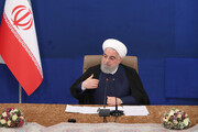 Iran always stands up to oppressors and supports oppressed: President Rouhani