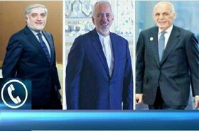 Zarif hails national reconciliation deal reached between Afghan groups