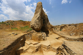 New archaeological exploration of Hagmatana Hill begins