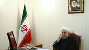 Switzerland should play more effective role towards US illegal actions: Iran President