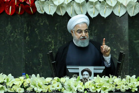 Parliament symbol of Islamic, religious democracy in Iran: President Rouhani