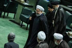 First session of Iran's new Parliament convenes