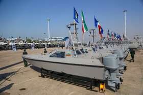 New generation speed boats delivered to IRGC