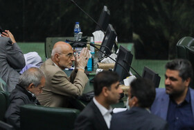 The open session of Iran's new Parliament, Tehran, Iran, May 31, 2020.