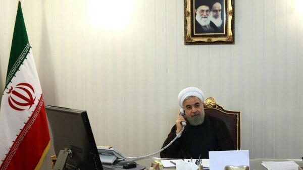 Iran's policy to deepen ties with neighbours, including Afghanistan: President Rouhani