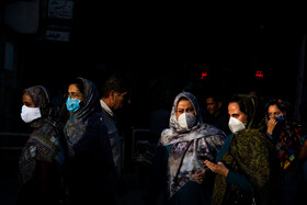 Wearing face masks amid the outbreak of the new coronavirus, Kerman, Iran, June 8, 2020. People have got used to the coronavirus so that questions about the daily new cases, death toll and the end of the coronavirus pandemic are not asked as frequently as they were asked in the beginning.