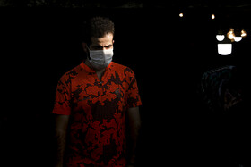 Wearing face masks amid the outbreak of the new coronavirus, Tehran, Iran, June 8, 2020. People have got used to the coronavirus so that questions about the daily new cases, death toll and the end of the coronavirus pandemic are not asked as frequently as they were asked in the beginning.