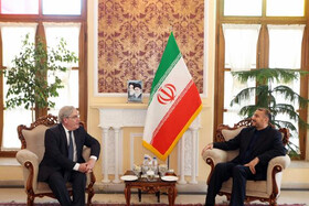 France ready to develop parliamentarian relations with Iran