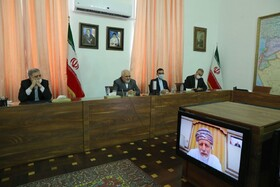 Iranian, Omani top diplomats hold talks