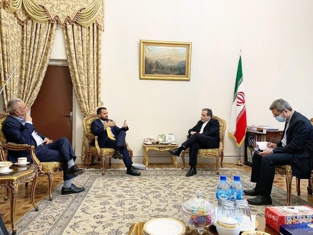 Legalizing Afghans' presence in Iran Kabul's main priority: Afghanistan's deputy FM