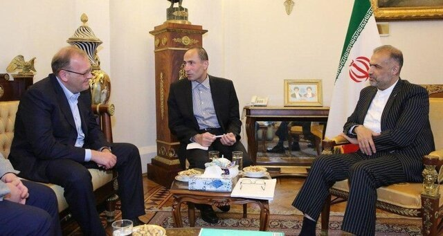 Iran, Russia to hold 16th Joint Commission on Economic Cooperation in Sep.