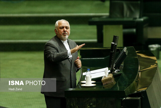 US trying to portray Iran as security threat to the world: Zarif