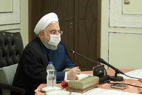 Coronaphobia as dangerous as inattention: President Rouhani