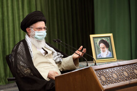 Iran's Leader meets with MPs through videoconferencing