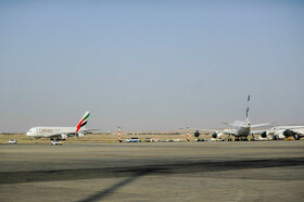 Return of international airlines to Iran