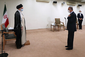 Iran's Leader meets with Iraqi PM
