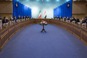 Negotiations between high-ranking Iranian, Iraqi delegations