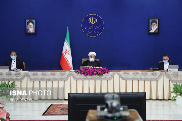 Session of Iran's Cabinet Ministers convenes on Wed.