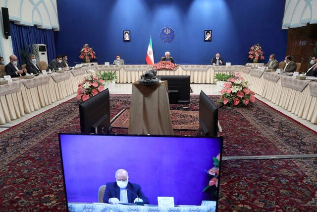 President Rouhani receives successive requests from American officials for negotiation