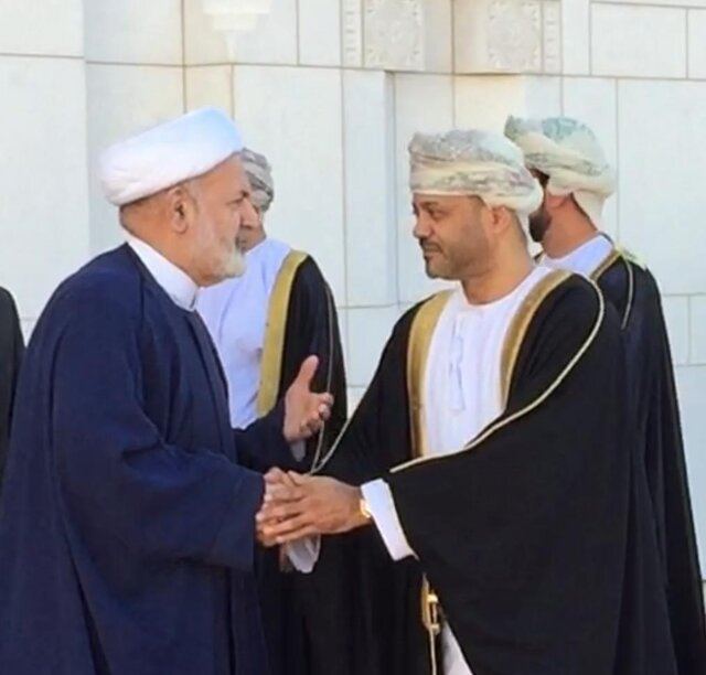 Iran, Oman willing to boost relations