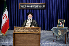 Leader delivers speech on Eid al-Adha occasion