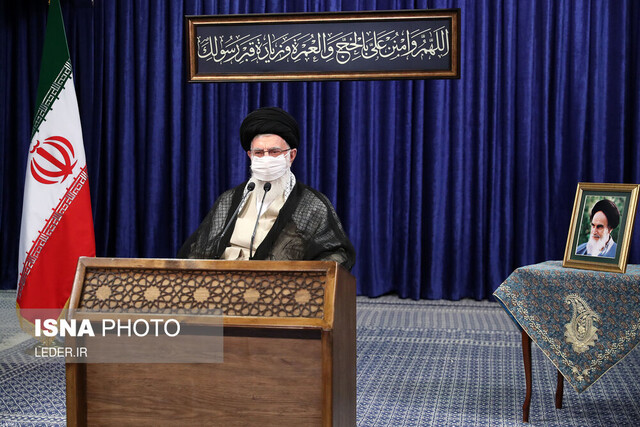 Only cure for sanctions is reliance on internal capabilities not retreat: Ayatollah Khamenei