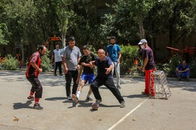 Teenagers and youths have leisure amid the outbreak of the coronavirus, Tehran, Iran, August 3, 2020.