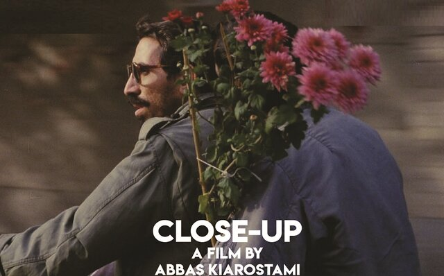 "Kiarostami's ""Close-Up"" among top 25 foreign films of all time"