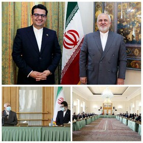 Iran has some of best, closest relations with Azerbaijan: Zarif