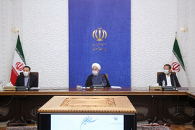 Implementing economic roadmap to create synergy among various economic field: President Rouhani