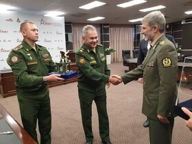 Tehran-Moscow joint strategy can lead to peace, security in region, world