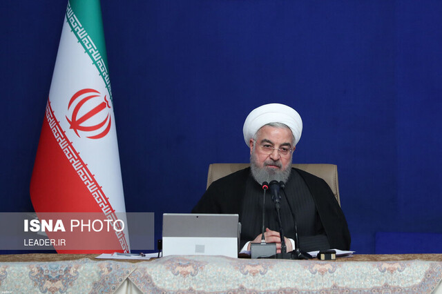 US definitely won't reach its goals against Iranian nation by imposing unjust sanctions: President Rouhani