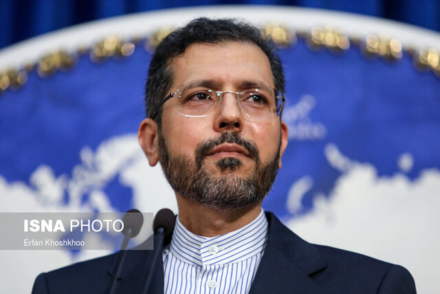 Foreign Ministry refutes anti-Iran allegation raised in US media report