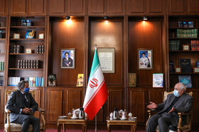 Iran FM, IAEA chief hold talks
