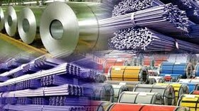Iran steel export hits 1.7m tons