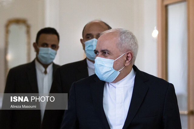 "Zarif describes 6th Iran-Turkey High-Level Cooperation Council as ""productive"""
