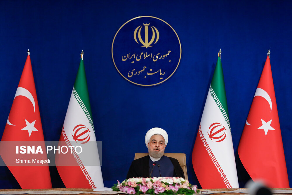 Meeting of High Level Cooperation Council between Iran, Turkey held on Tue.