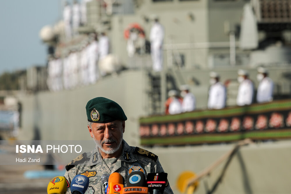 Press conference on 'Zolfaqar-99' drills held on Wed.