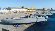188 new drones, helicopters join IRGC Navy