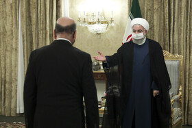 Iranian President meets with Iraqi FM in Tehran