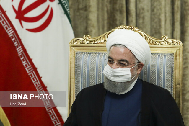 Unjust arms embargo on Iran to be lifted from Sunday: President Rouhani