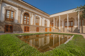 Renovation of Ettehadieh House completed