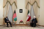 Intra-Afghan political talks the solution to Afghanistan's problems: President Rouhani