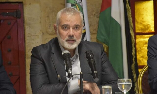 Foreign Minister Zarif, Hamas Chief hold phone talks