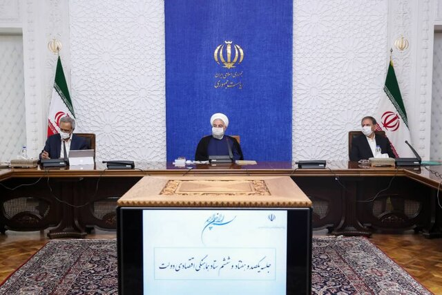 Providing livelihood for people government's duty: President Rouhani