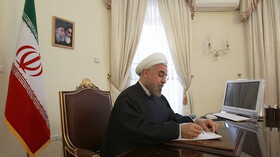 Iran ready to send any kind of relief, medical aid to Turkey's quake-hit areas: President Rouhani