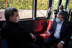 New buses, minibusses join transportation fleet in Tehran