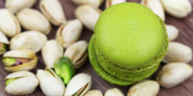 Pistachio Paste; organic, good-looking ingredient for pastries