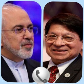 Iranian FM Zarif holds phone talks with Nicaraguan counterpart