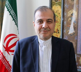 Iranian diplomat offers congratulations on appointment of Syrian FM, deputy FM